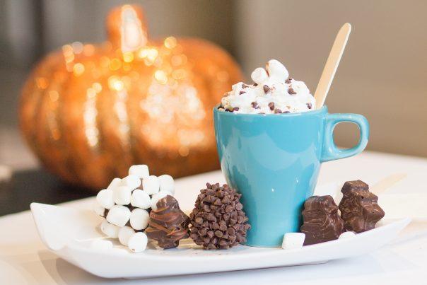 DIY Hot Chocolate Pops