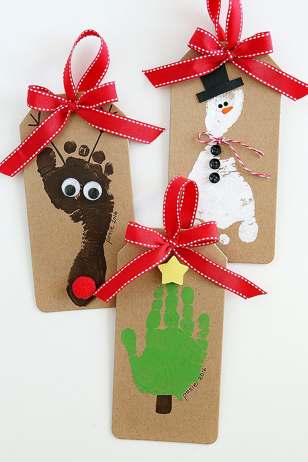 DIY Kids Ornaments | CGH Lifestyle