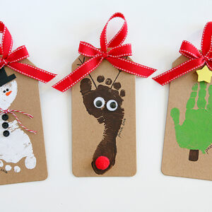 homemade holiday ornaments, reindeer, snowman, Christmas tree