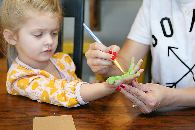 DIY Kids Ornaments  | CGH Lifestyle