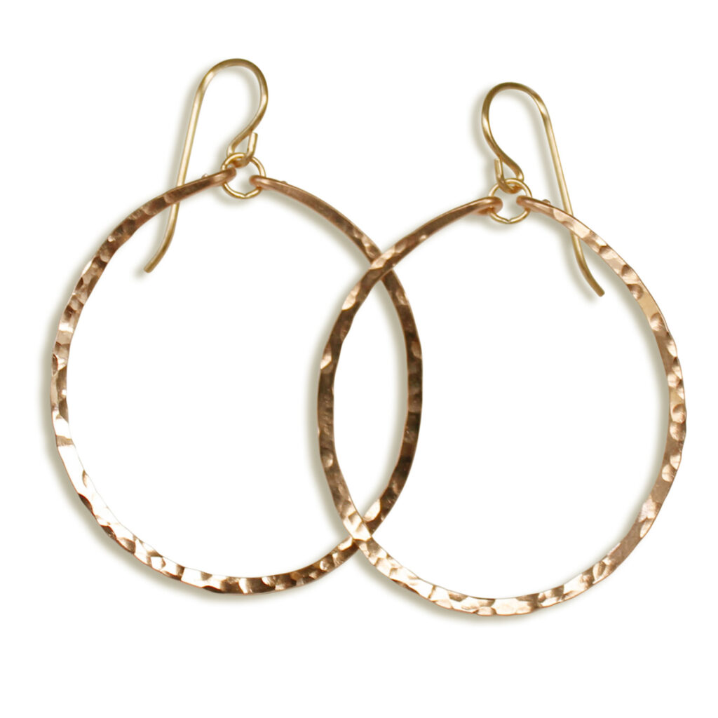 Gold Hoops | CGH Lifestyle