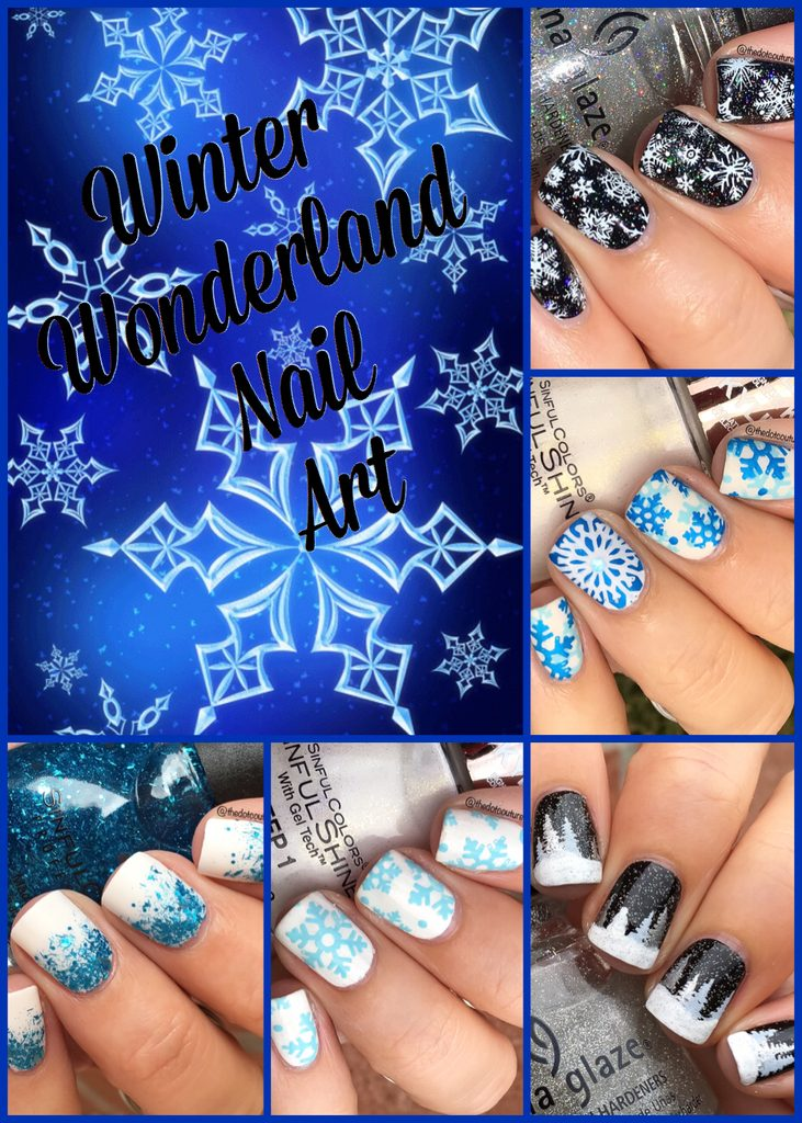 Winter Nail Art | CGH Lifestyle