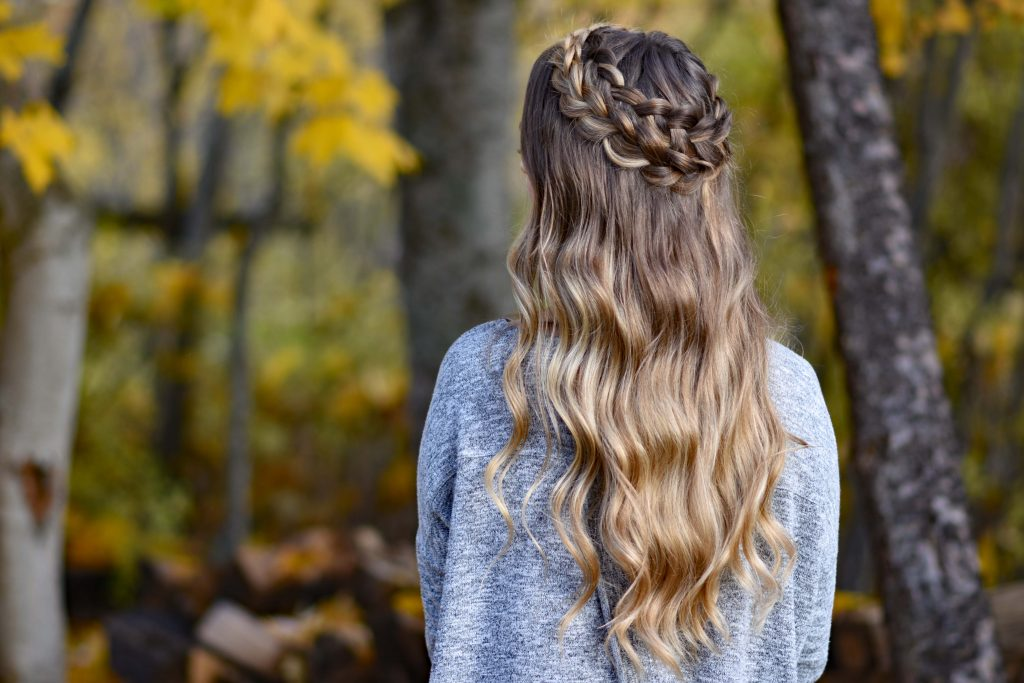 Dutch Halo Braid | Cute Girls Hairstyles