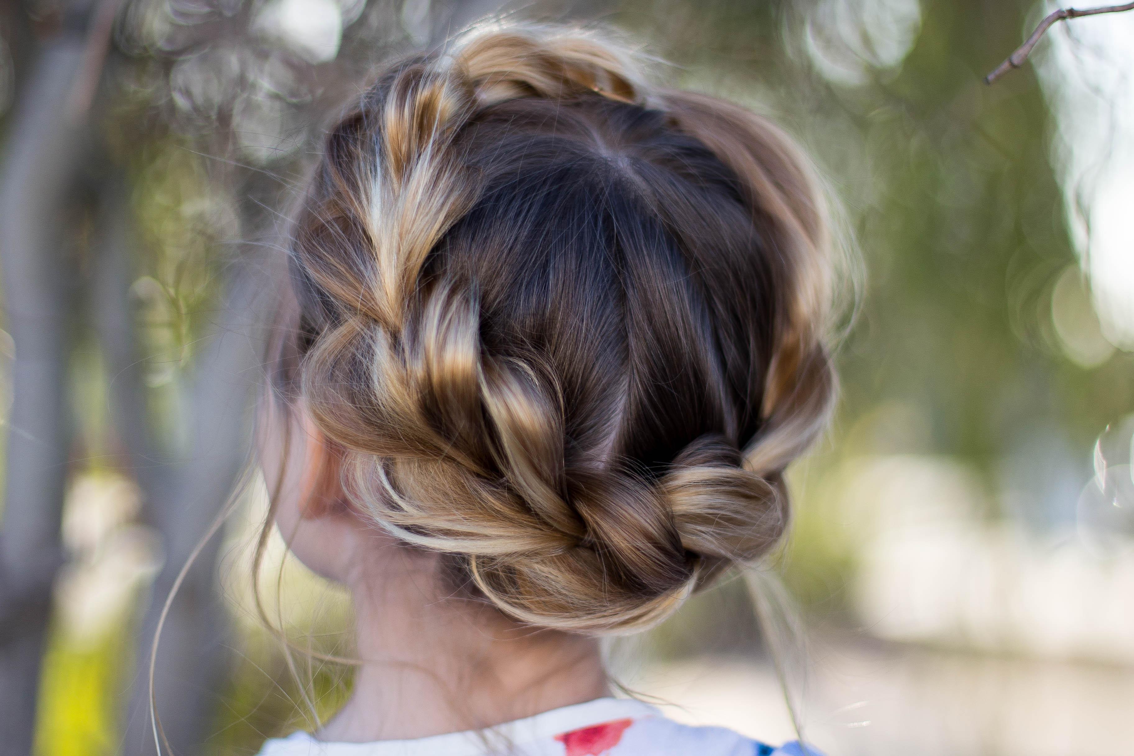 Boho Side Braids | Cute Girls Hairstyles |Pretty Braids For Girls
