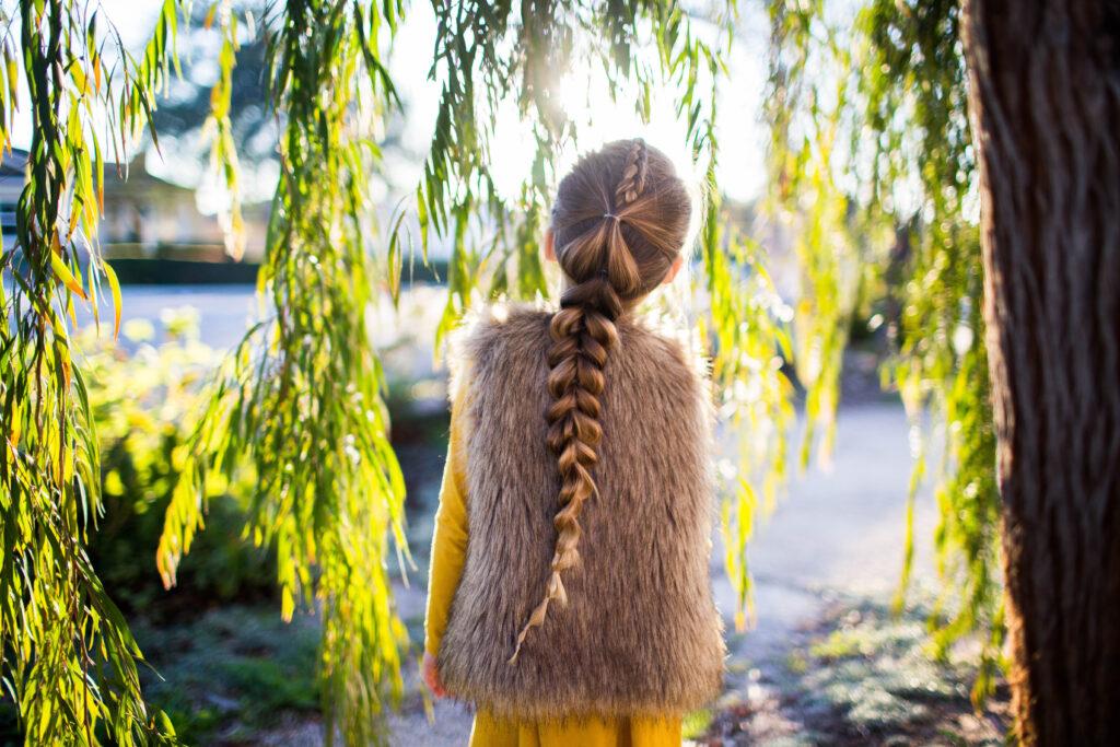 Dutch Pull Thru Combo | Cute Girls Hairstyles