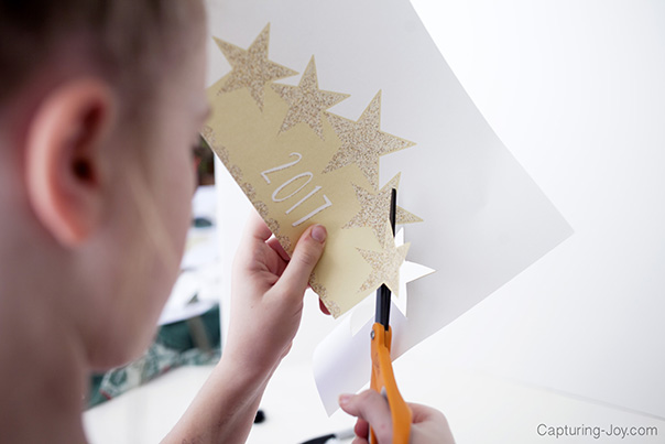 New Years Eve Crown DIY | CGH Lifestyle