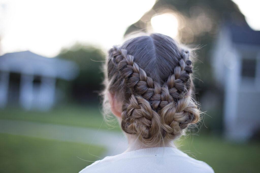 Flip Over Braid | Cute Girls Hairstyles