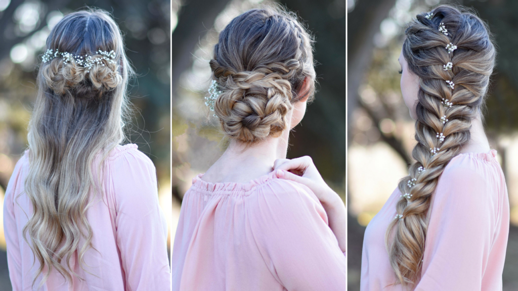 Prom Hairstyles | Updo | Cute Girls Hairstyles