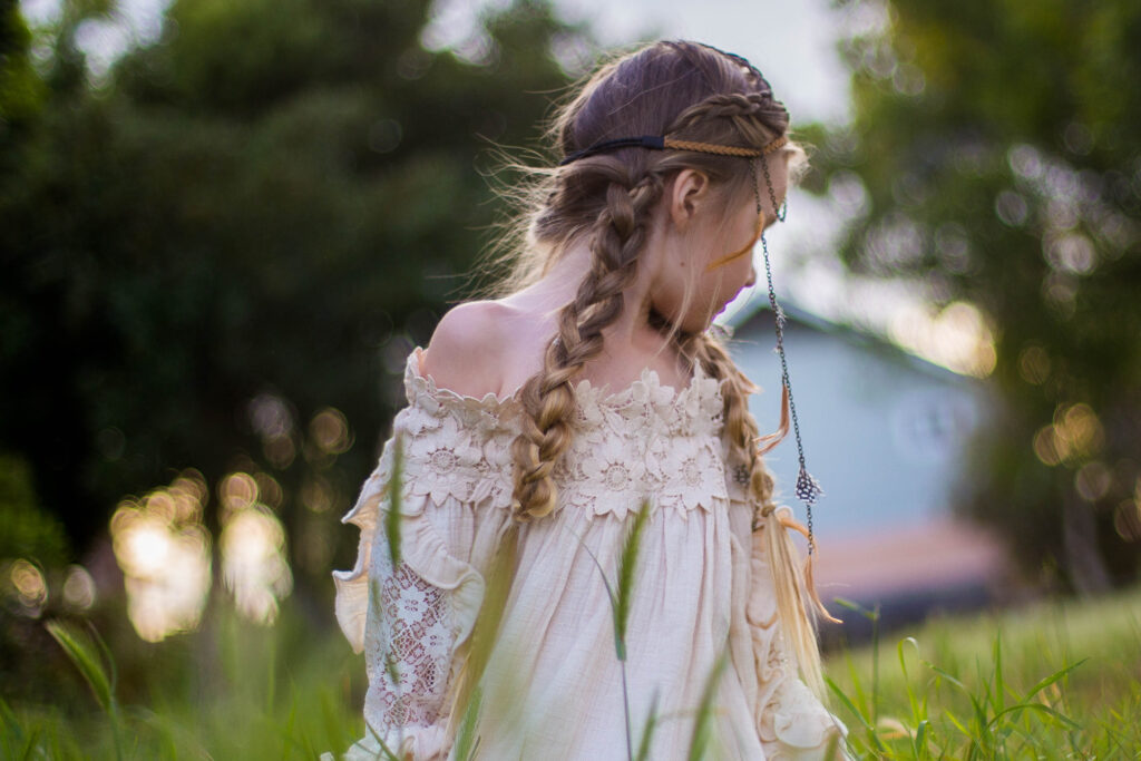 Boho Side Braids | Cute Girls Hairstyles
