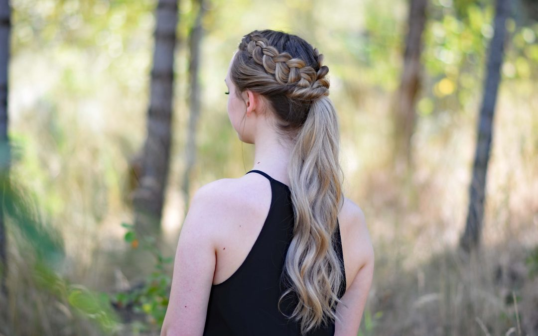 3 Easy DIY Hairstyles