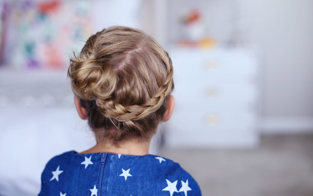 Toddler Crown Braid