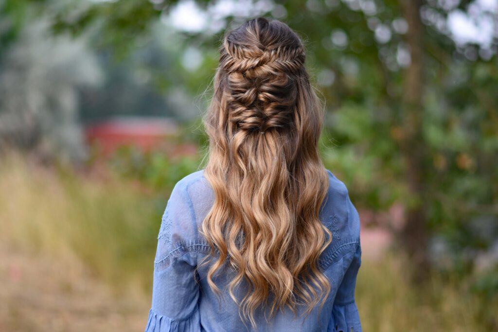 Twisted Fishtail | Cute Girls Hairstyles