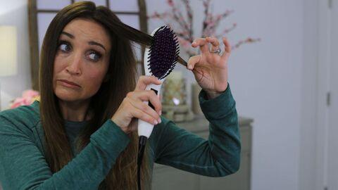 Straightening Brush|Cute Girls Hairstyles