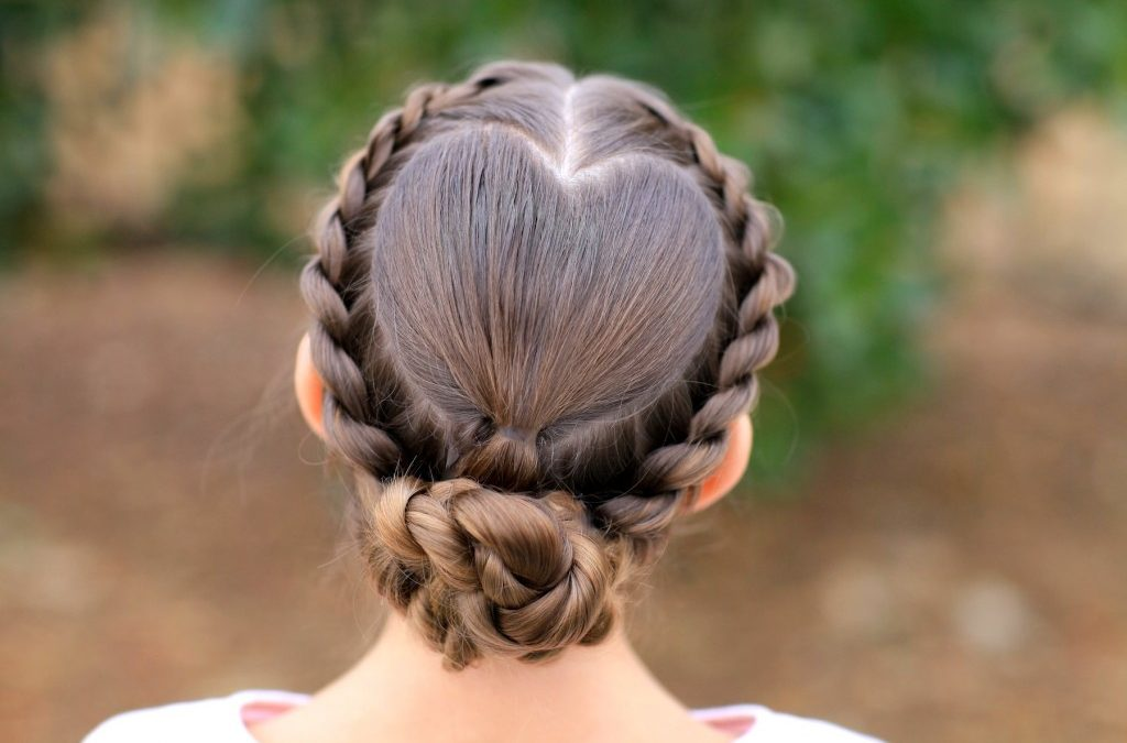 4 Valentine's Day Hairstyle Ideas