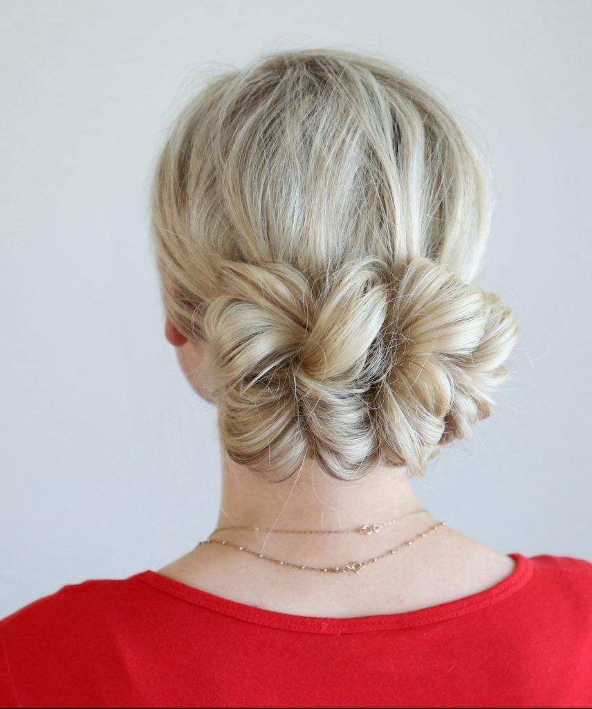 Pull Thru Updo | Cute Girls Hairstyles