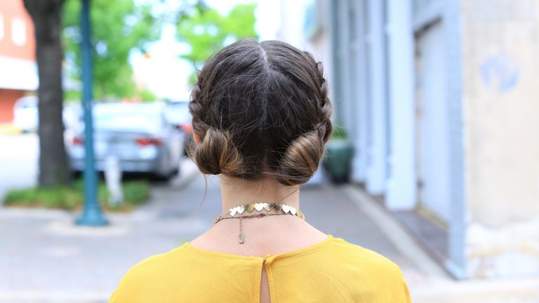 Double Dutch Buns | Cute Girls Hairstyles