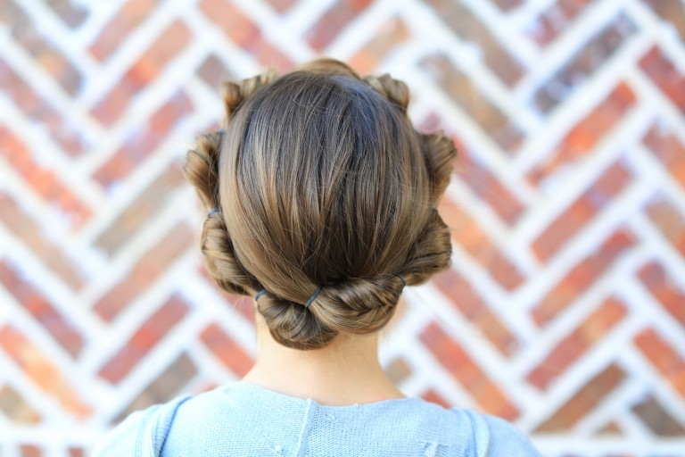 Faux Crown Braid | Cute Girls Hairstyles