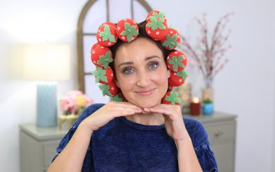 No-Heat Curls with Strawberries? | Fab or Fail
