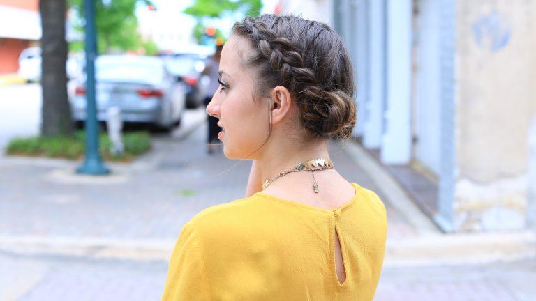 Double Dutch Buns   Cute Girls Hairstyles