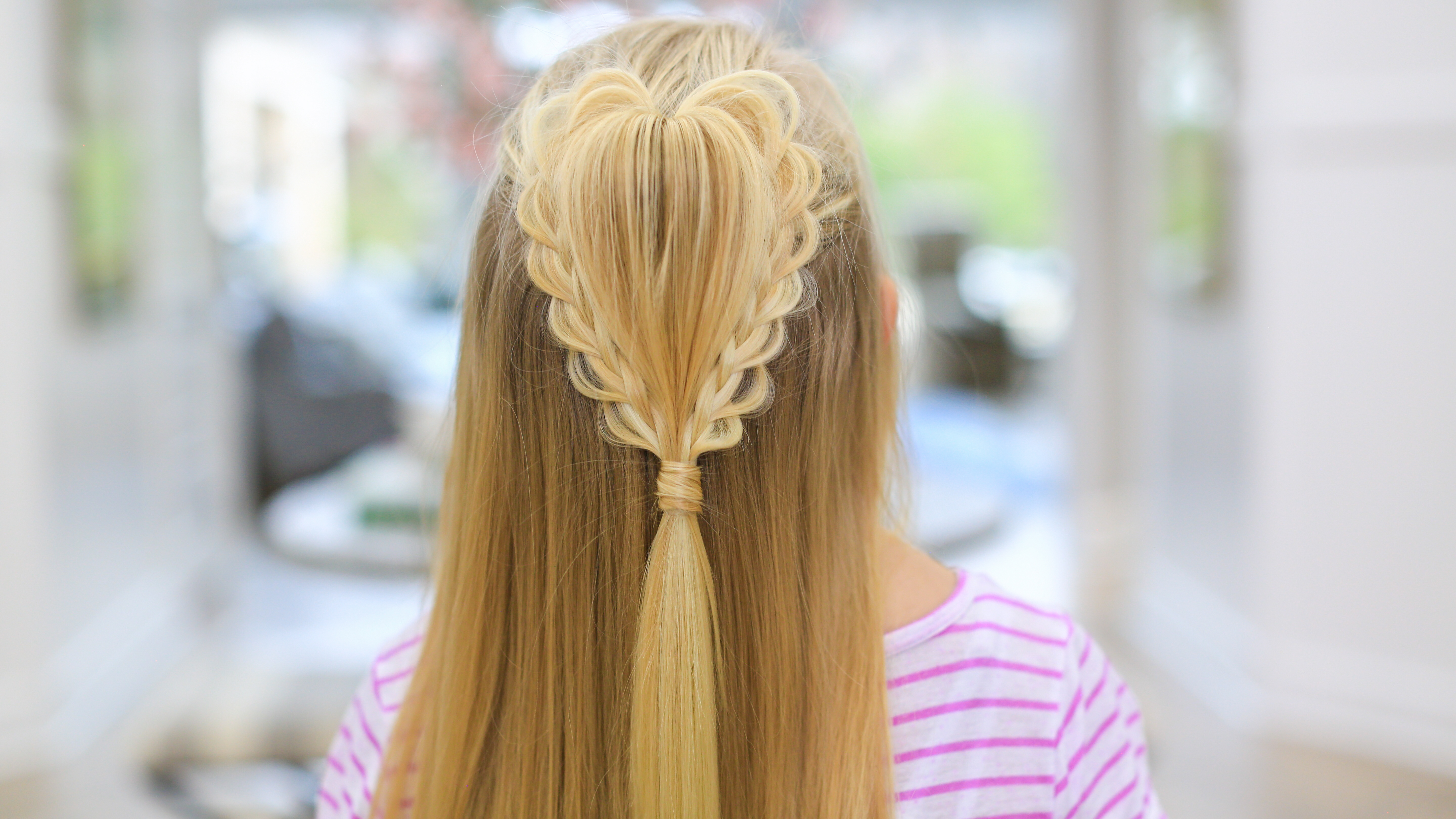 Hairstyles January 2019: Valentine's Day Hairstyle