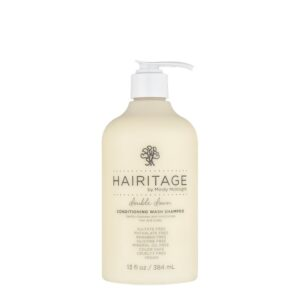 Hairitage By Mindy Mcknight, Conditioning Wash Shampoo hair product, Double Down, 4 fl oz