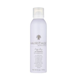 Hairitage By Mindy Mcknight, Dry Shampoo, Lazy Day, 5 fl oz