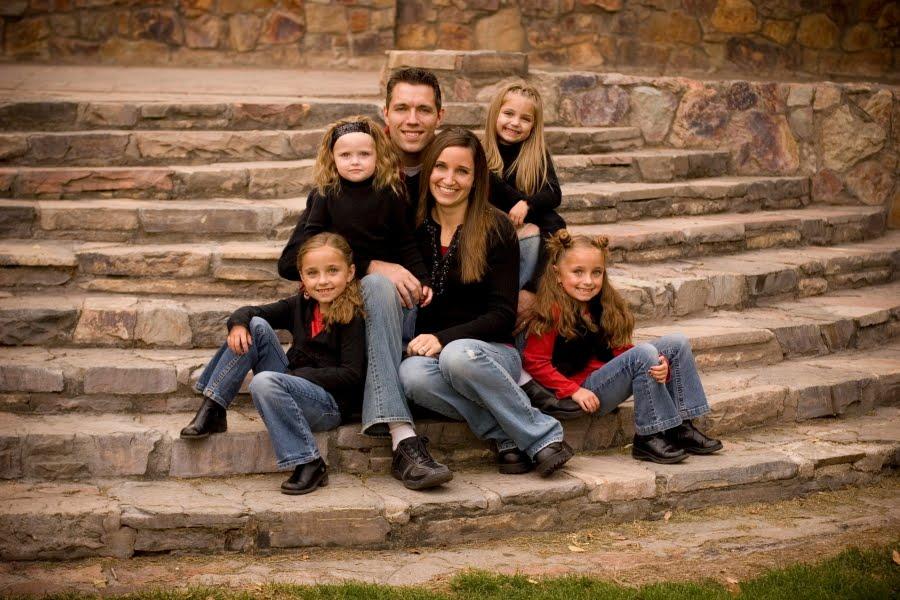 McKnight Family Photo 2007