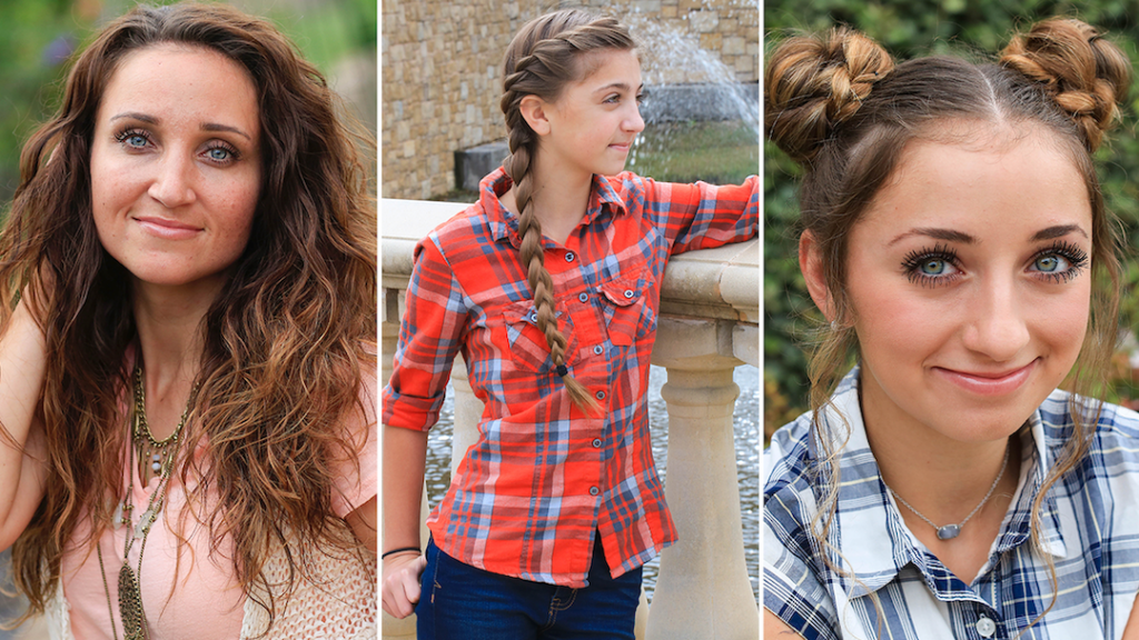 Easy Back-to-School Hairstyles | Do It Yourself