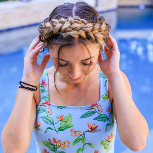 Milkmaid braids featured image