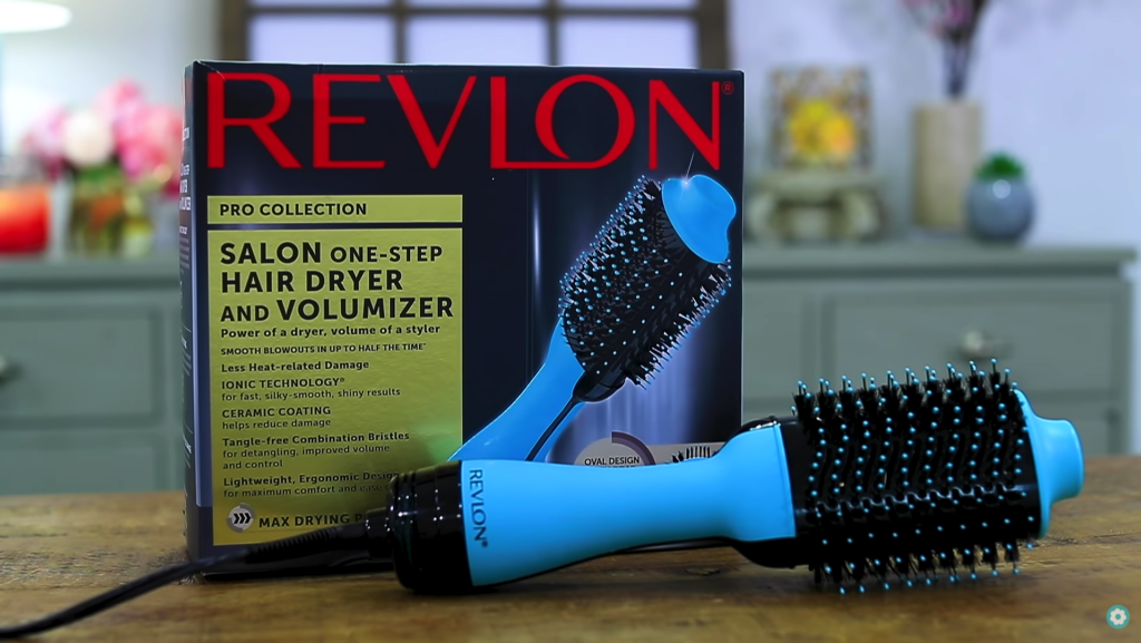 Revlon One-Step Hot Air Hair Dryer & Volumizer, Mint