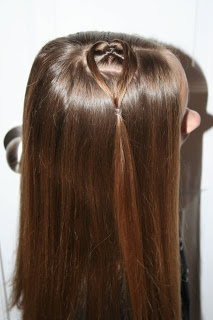 The Teen Heart | Valentine's Day Hairstyles