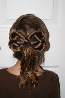 Two-Leaf Clover | St. Patrick's Day Hairstyles